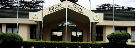 The African Court for Human and Peoples Rights