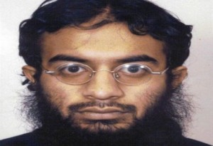 Photo shows British terror plotter Saajid Badat.