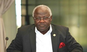 TOUGH FIGHT … President Ernest Bai Koroma wants robust international intervention