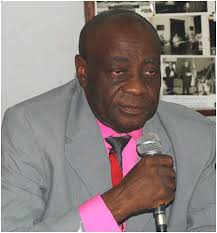 ALHAJI I.B. KARGBO ... Head of the Communications Committee of the Presidential Task Force on Ebola