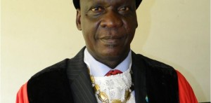 Mayor of Freetown City, Franklyn Bode Gibson