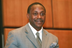 EYES ON THE PRESIDENCY ... Dr. Kandeh Yumkella