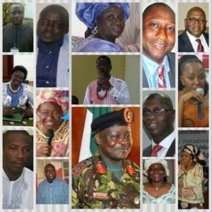 Cabinet reshuffle: faces of big winners
