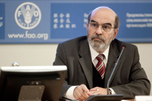 José Graziano da Silva, Director-General of the Food and Agriculture Organization of the United Nations (FAO)