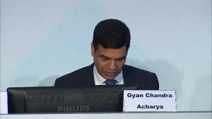Mr. Gyan Chandra Acharya